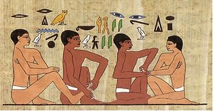 About Reflexology. Egyptian Reflexology
